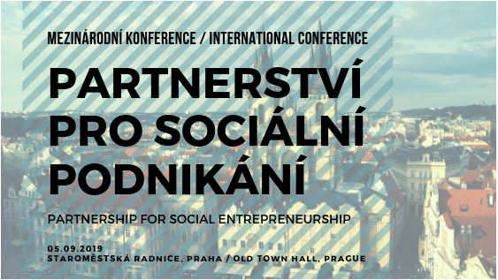 Mezinárodní konference Partnerství pro sociální podnikání